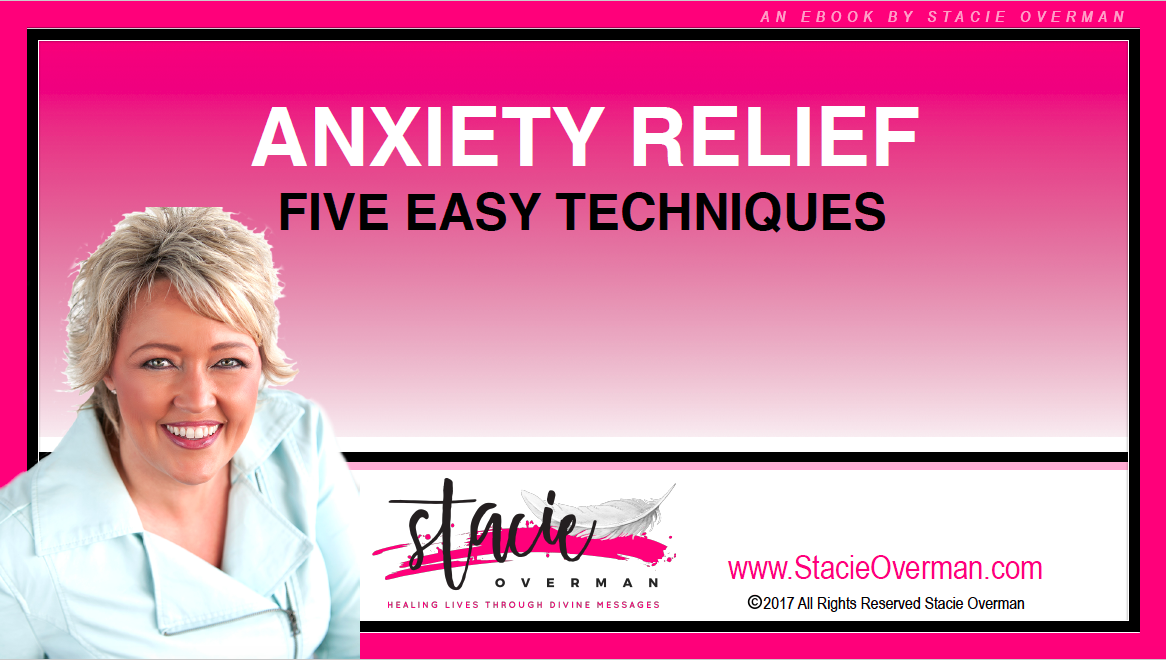 Anxiety Relief Five East Techniques eBook
